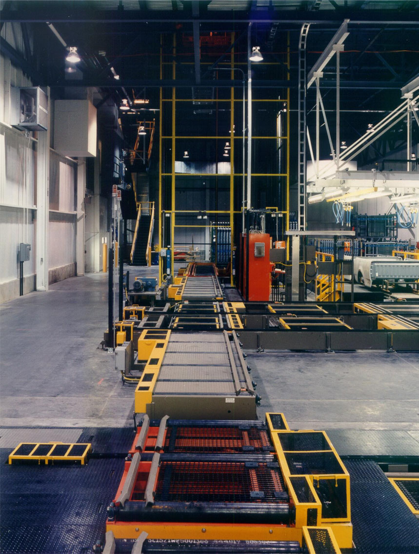 Floor Type Conveyors